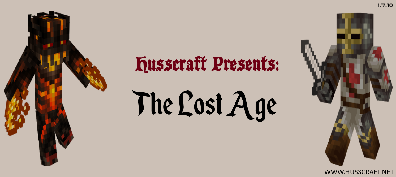 Modpacks – Husscraft